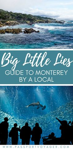 Wondering where to eat, stay and explore all of HBO's Big Little Lies filming locations in Monterey, California? Check out this in-depth guide from a Monterey Bay local, with insider tips and tricks you won't find in other travel guides. This is the full Big Little Lies guide to Monterey!
