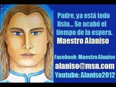 Padre, ya está todo listo...Se acabó el tiempo de la espera- Maestro Alaniso - YouTube