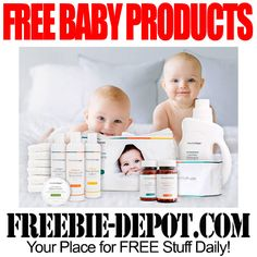 ►► FREE Baby Products Delivered to Your Door ►► #Free, #FREEBabyStuff, #FREEStuff, #Freebie ►► Freebie-Depot