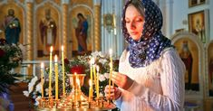 John the Wonderworker: On Wearing Lipstick to Church - Orthodox Church Quotes Church Quotes, Church Building, Lipstick, Candles, How To Wear, Temples, Purpose, Catalog, Calendar