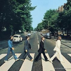 Abbey Road   The Beatles Apple Records (1969)