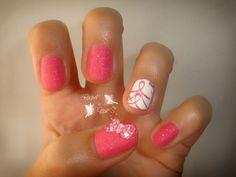 Me uno al Rosa Nails pink  Decoration 3D Kiko sugar