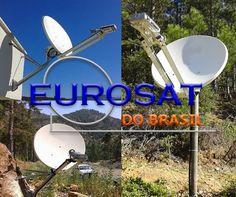 INTERNET VIA SATÉLITE EUROSAT DO BRASIL