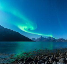 Taken by Harald Albrigtsen on October 8, 2014 @ Kvaløya, Tromsø, Norway.