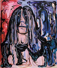Bjarne Melgaard Jan Van Eyck, Institute Of Contemporary Art, London Art, Outsider Art, Artist At Work, Black Metal, Art Inspo, Sculpture, Fine Art