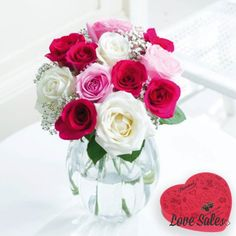 Flowers don't need to be expensive for #ValentinesDay. We have found you the best places to buy flowers for Valentines Day. http://www.lovesales.com/blog/flowers-for-valentines-day/