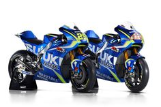With the 2017 MotoGP season underway after the first test got underway today at Sepang International Circuit in Malaysia and with the Suzuki squad launching their new bikes at the track, it's the
