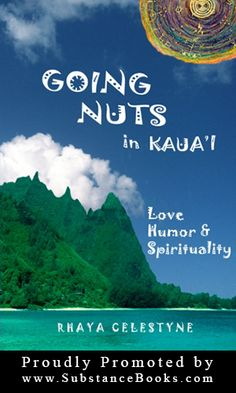 A spiritually romantic story with a hint of laughter.  Written with a light touch, Going Nuts in Kaua'i is about how fascinating a simple life can be when you see things beyond the ordinary. Check out this novel by Amazon Bestselling Author: Rhaya Celestyne here: http://www.onlinebookpublicity.com/metaphysical-fiction.html#rc #metaphysical #newage #humor #spirituality #free #publicity information here: http://www.onlinebookpublicity.com/bookpromotion.html