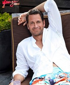 Peter Hermann ___ #TeamCharles ain't no other way! <3