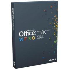 Microsoft Office Для дома и бизнеса 2011 для Mac, Коробочная версия  — 8990 руб. —  Версия Для дома и бизнеса , Язык Русский , Тип поставки Коробочная версия , Платформа для Mac