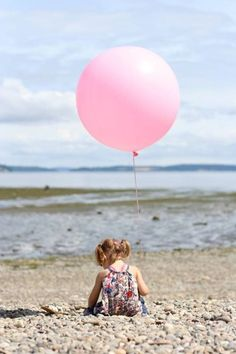 Big pink balloon!!!