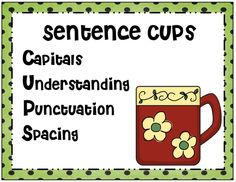 Great Sentence Structure Strategy!