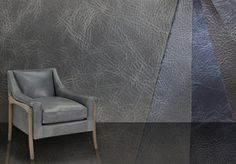 These natural leathers are produced on the finest hides available. An innovative technique highlights the natural tones and rich colors  #embossedleather #customembossedleather #customcolorleather #leathertiles #upholsteryleather http://barbarossaleather.com