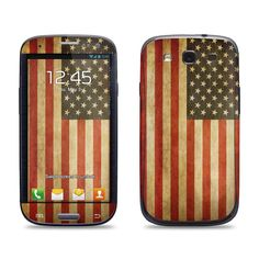 Samsung Galaxy S3 Phone Case Cover Decal  Old by skunkwraps, $9.95