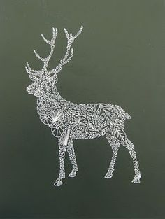 This winter i´m addicted to deers ♥