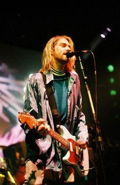 Kurt Cobain [Nirvana]