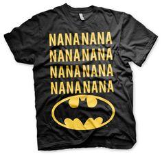 Batman NaNa Koszulka Męska