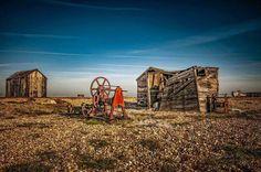 Abandoned fishing village by ingrit raven - Photo 134722787 - 500px
