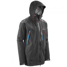 Breccia Jacket Men - Black, 425g $274 clearance at Kathmandu Specifically designed for hiking