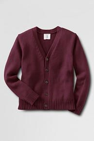 School Uniform Kids' Button-front Drifter Cardigan Sweater from Lands' End in red, white or grey Toddler School Uniforms, Sweater Cardigan, Men Sweater, Boys Sweaters, Lands End, Toddler Boys, Kids Boys, Boy Outfits, Nice Dresses