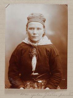 Foto Borg Mesch 1919, Nordiska museet.