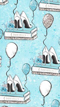 Cinderella Background, Cinderella Wallpaper, A Cinderella Story, Cinderella Party, Wallpaper Iphone Disney, Cellphone Wallpaper, Cool Backgrounds Wallpapers, Phone Backgrounds, Disney Silhouettes