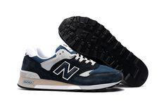 New Balance 577 Women's Blue Shoes M577ANN