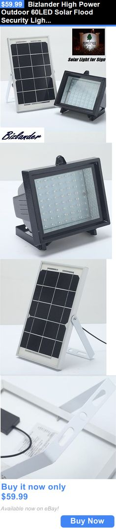 Different light model with white and warm white brightness led solar farm and garden bizlander high power outdoor 60led solar flood security light commercial grade buy aloadofball Image collections