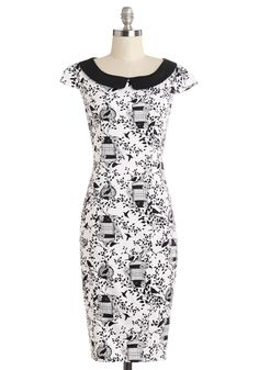Eye On The Birdie Dress from ModCloth