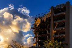 Hospital coming down by Hugh Mobley on 500px