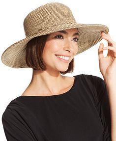 a4651babde9 Nine West Packable Floppy Hat Hats Online