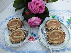 Aleda kitchen Tiramisu, Bakery, Cheesecake, Muffin, Rolls, Sweets, Breakfast, Ethnic Recipes, Roll Cakes