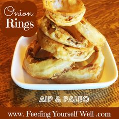 AIP Onion Rings