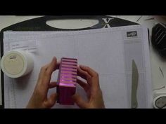 Birthday Extravaganza - Mini Foil Frenzy Gift Box - YouTube