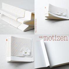 silly's paper design: faltNOTIZEN ...