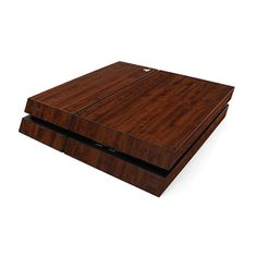Dark Wood  Vinyl Skin for PS4, Check it out here: http://bacheloronabudget.com/living-room/electronics/