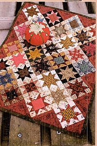 I love this little quilt