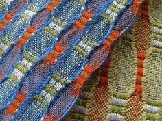M's and O's bamboo scarves by kindred threads, via Flickr