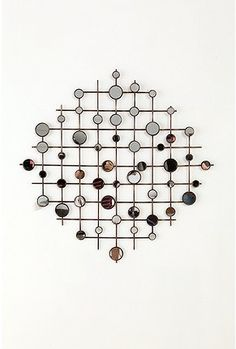 Mirror Wall Sculpture multiples mirror wall sculpture | art i love | pinterest | wall