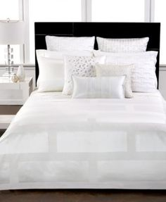 Bedroom Comforter Sets, Coverlet Bedding, King Comforter, Queen Duvet, White Coverlet, Chic Bedding, Bedspreads, Comforters, Dark Furniture