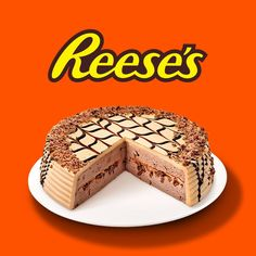 Walmart Is Selling A Reese's Ice Cream Cake Filled With Chocolate and Peanut Butter Goodness - Walmart Is Selling A Reese's Ice Cream Cake Filled With Chocolate and Peanut Butter GoodnessDelis - Reese's Ice Cream Cake, Reeses Ice Cream, Love Ice Cream, Peanut Butter Balls, Reeses Peanut Butter, Hershey Chocolate, Chocolate Cream, Cake Chocolate, Chocolate Truffles