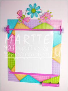 Marttelu diseño y decoracion Cuadros Infantiles