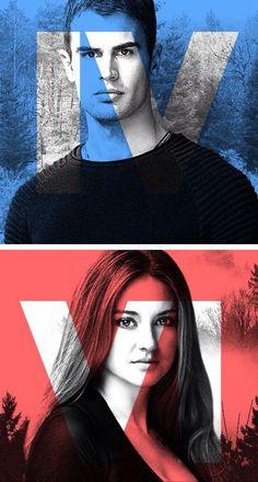 ~Divergent~ ~Insurgent~ ~Allegiant~ read the books and weep people. Divergent Hunger Games, Divergent Fandom, Divergent Trilogy, Divergent Insurgent Allegiant, Divergent Quotes, Veronica Roth, Tris Et Tobias, Tris Und Four, Theo James