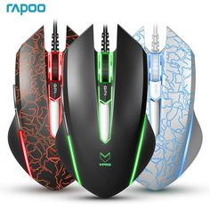 Cheap price US $16.19  New Rapoo V18 Gaming Mouse 6 Buttons Wired USB Optical Mice Adjustable 2000DPI Professional Game for Laptops Desktop  #Rapoo #Gaming #Mouse #Buttons #Wired #Optical #Mice #Adjustable #Professional #Game #Laptops #Desktop  #OnlineShop
