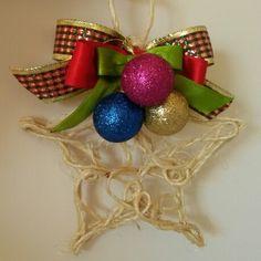 Decoração de Natal by Ateliê Silvana Ramos.