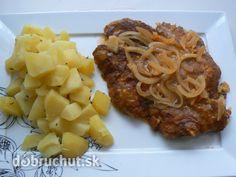 Fotorecept: Krkovička naopak Slovak Recipes, Meat Recipes, Russian Recipes, Macaroni And Cheese, Pork, Beef, Ethnic Recipes, Meat Food, Polish