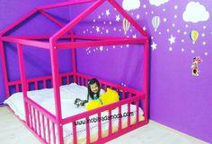 Montessori Ev Yatak 120x190