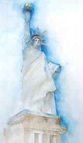 The Satue of LiBERTY