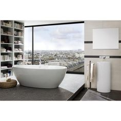 LOOM vasca da bagno freestanding - BagnoItaliano