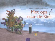 Met opa naar de Sint (Boek) door Stefan Boonen | Literatuurplein.nl